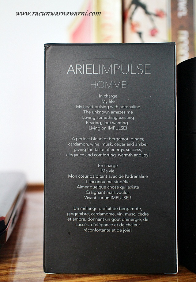 Ariel Impulse Homme