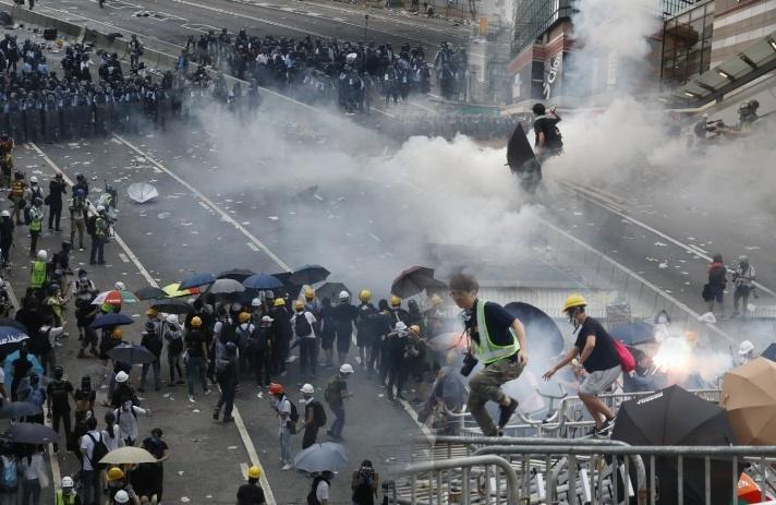 Apa Sebenarnya dibalik Protes Terhadap RUU Ekstradisi Kontroversial di Hong Kong?, Berikut Penjelasannya