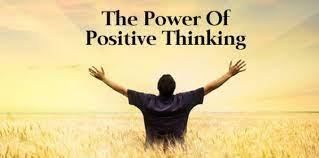 *POWER OF POSITIVE THOUGHT - सकारात्मक सोच की शक्ति*