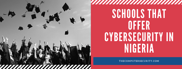 schools that offer cybersecurity in nigeria