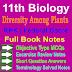 11 Class Biology Notes   Diversity Among Plants