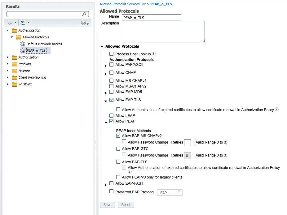 PandaeatsBamboo: ISE 1 3 + vWLC 7 6 - BYOD (Single SSID