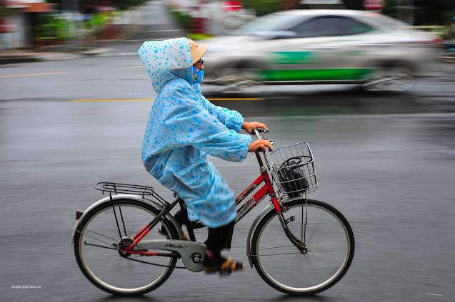 Lang thang ngày mưa tại Bảo Lộc