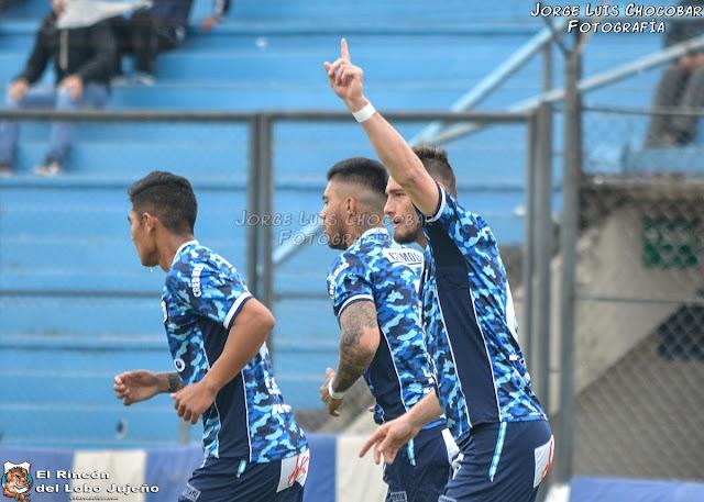 Gamboa probó el equipo pensando en San Martín