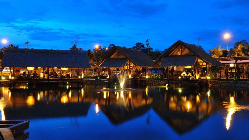 Restoran Telaga Sampireun (qraved.com)