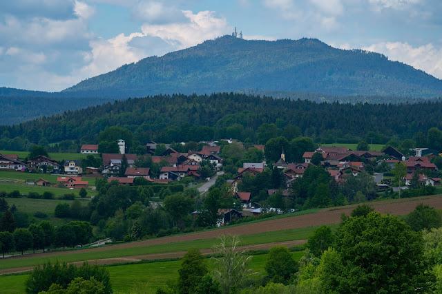 Künischer Grenzweg auf den Osser | Wanderweg La1 im Lamer Winkel | Wandern im Bayerischen Wald | Naturpark Oberer Bayerischer Wald 20