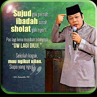 Download kumpulan ceramah Kh Zainuddin MZ lengkap