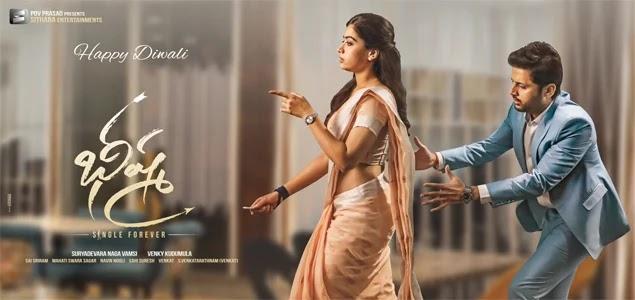 Bheeshma 2020 Hindi Dubbed Download