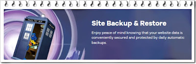 Hostgator backup and restore