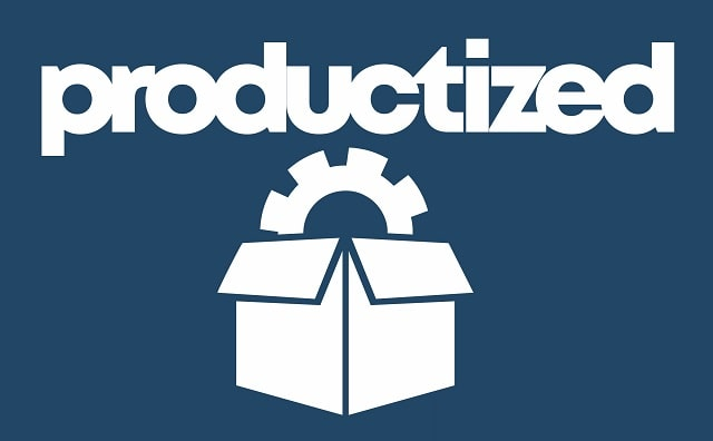 advantages productized business model
