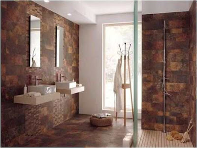 Expect From Brown Marble Bathroom Ideas