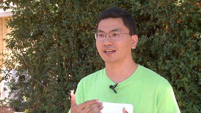 Li Rui, co-founder and CEO of Robby Technologies