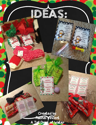 Tons of ideas and blog posts all about Christmas in the Classroom