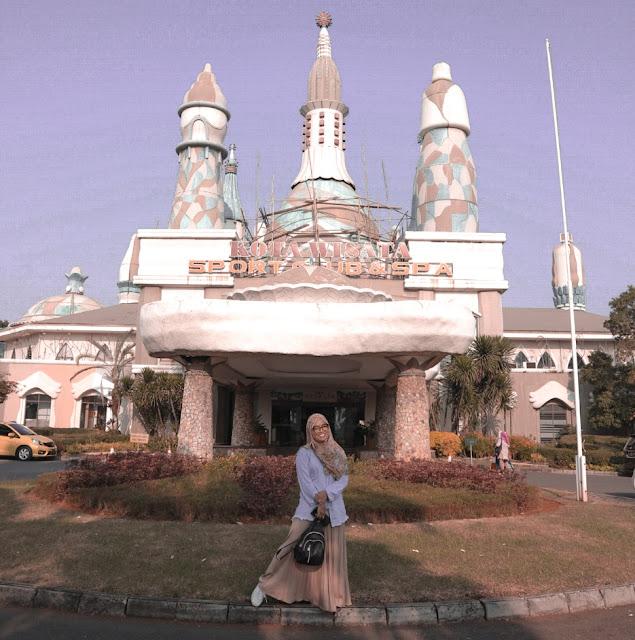 akses tol baru ke Kota wisata Cibubur