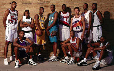 The Memphis Grizzlies and the 1996 Nba draft