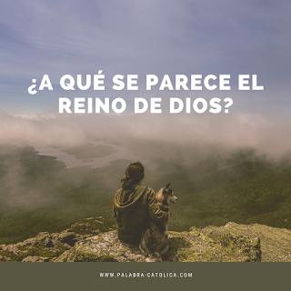 Evangelio del Dia Martes 27 de Octubre - San Lucas 13, 18-21