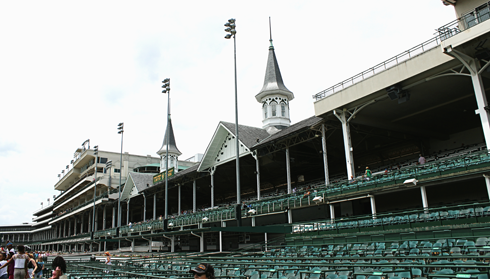 Churchill Downs Louisville Kentucky Derby