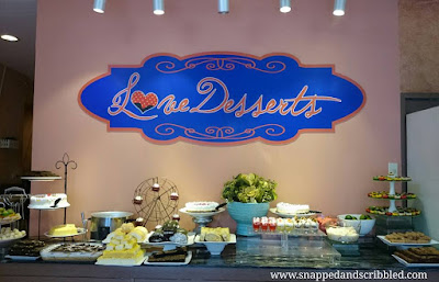 Love Desserts Buffet: Sweet Indulgence for P199