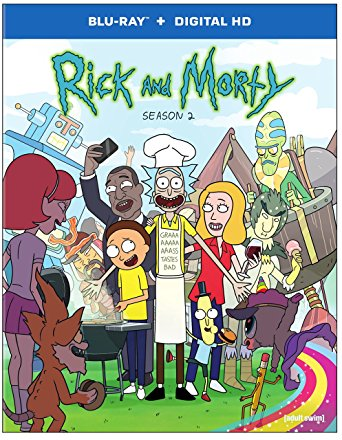 Rick & Morty series
