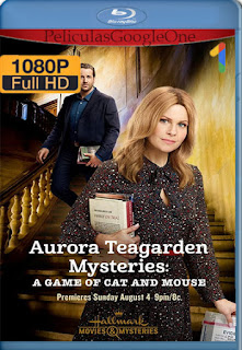 Aurora Teagarden Mysteries: A Game of Cat and Mouse (2019) [1080p Web-DL] [Latino-Inglés] [LaPipiotaHD]