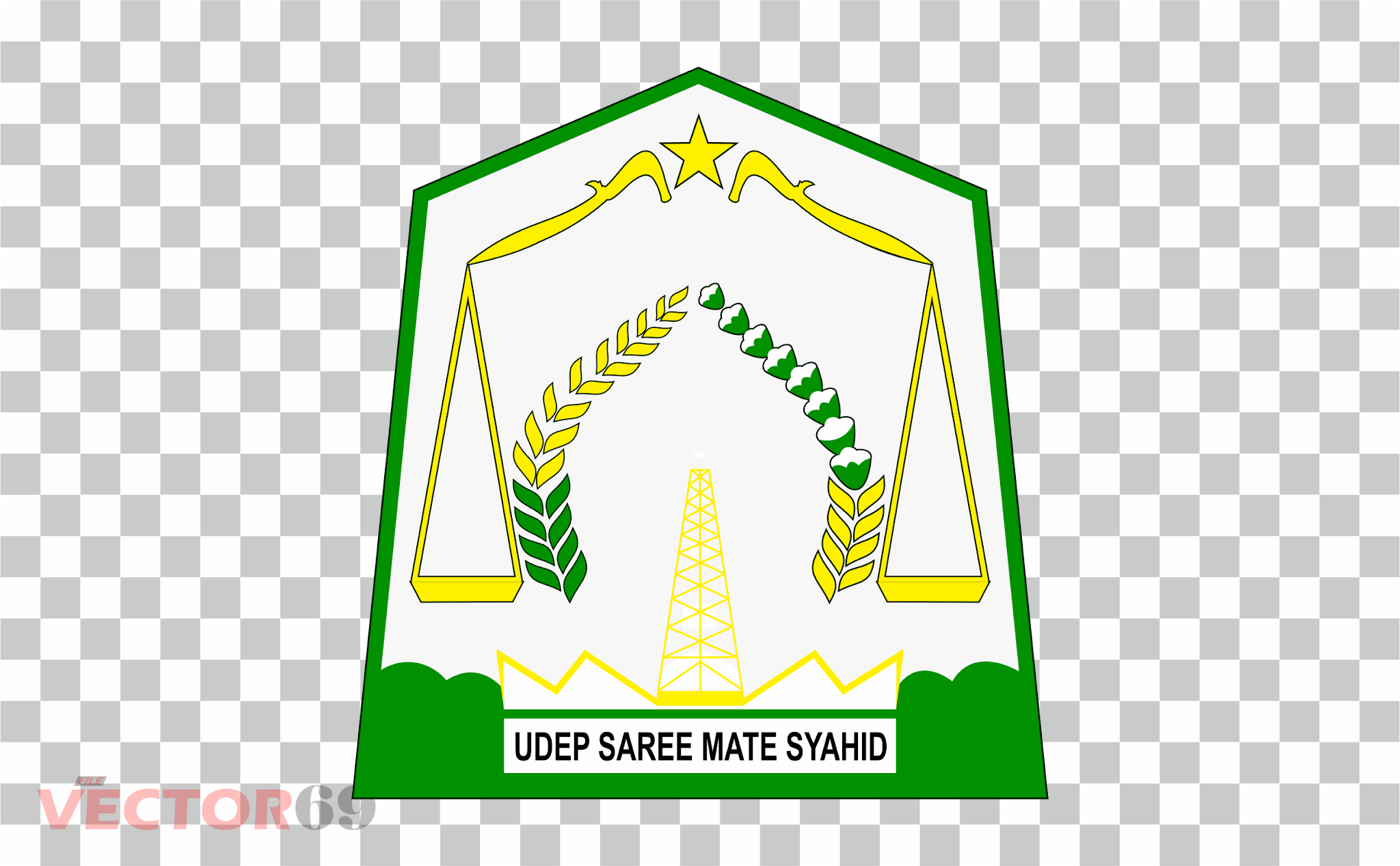 Kabupaten Aceh Timur Logo - Download Vector File PNG (Portable Network Graphics)
