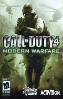 تحميل لعبة Call of Duty 4 Modern Warfare 1 كاملة مجانا