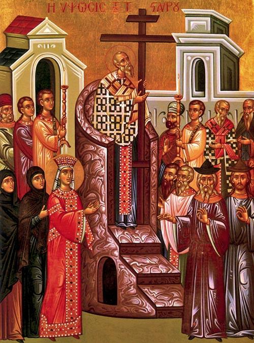 Εορτολόγιο Σεπτεμβρίου 2021, με όλες τις νηστείες της Εκκλησίας μας