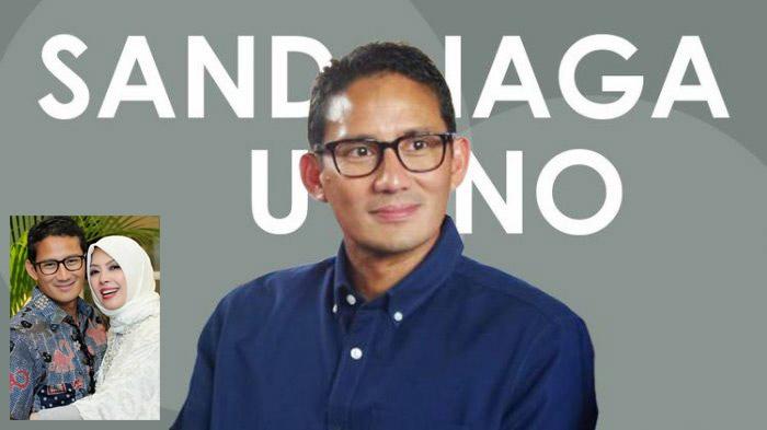 Profil Lengkap Sandiaga Salahuddin Uno