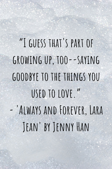 Review of 'Always and Forever, Lara Jean' by Jenny Han