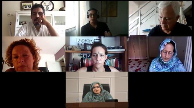 إيكوكو : ''فريق متابعة ورشة تعزيز مؤسسات الجمهورية'' يتدارس مشروع عمل لمرافقة التجربة الوطنية في بناء الدولة  الصحراوية العصرية.