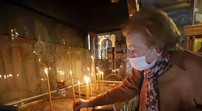 Βατόπουλος: «Οι εκκλησίες θα είναι κλειστές τα Χριστούγεννα»