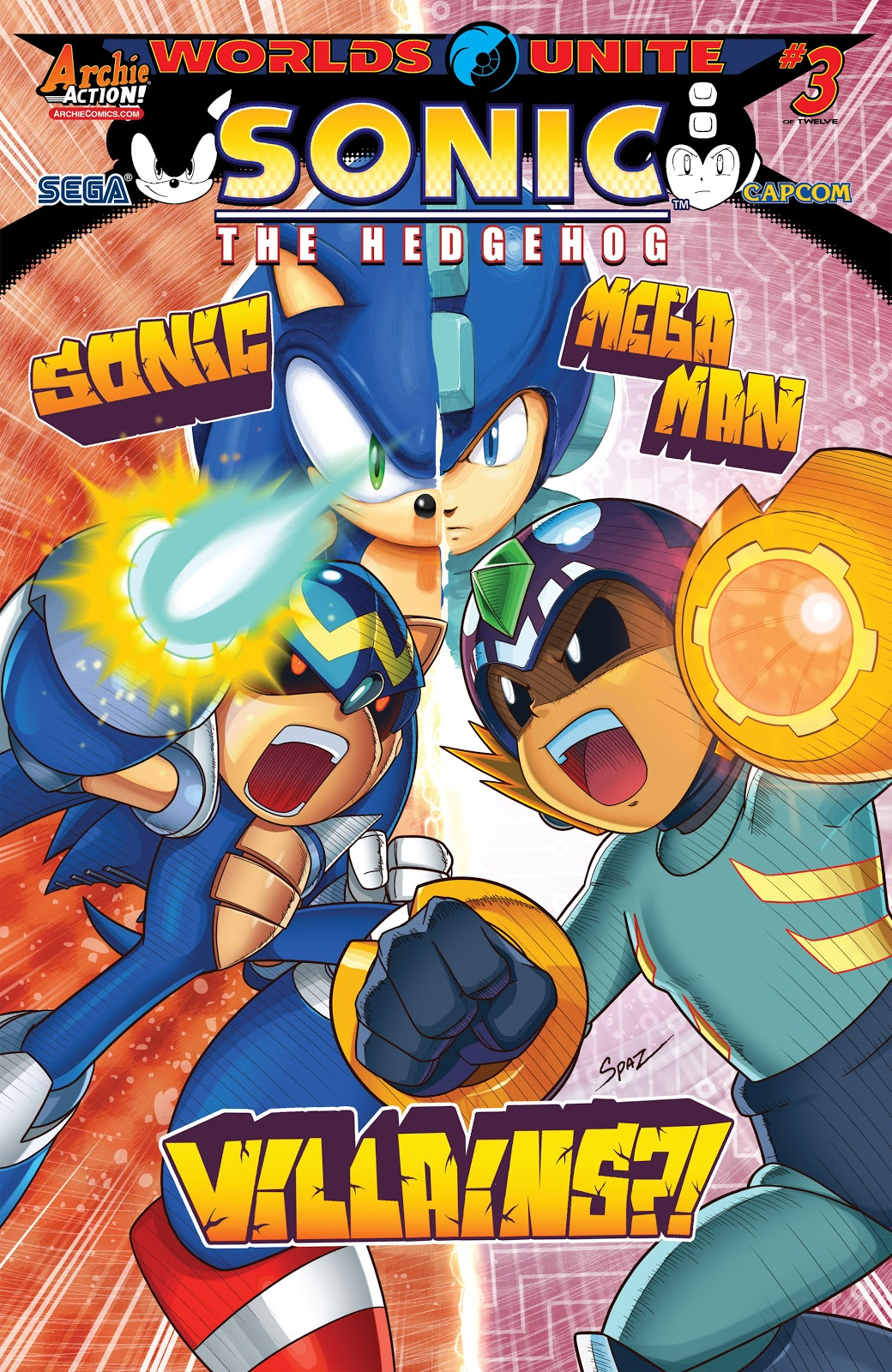 Hedgehogs Can T Swim Sonic The Hedgehog Issue 273