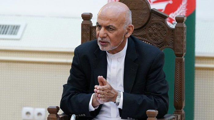 Terungkap! Bukan Amerika Serikat, Presiden Afghanistan Ashraf Ghani Ternyata Sedang Sembunyi di Negara Ini