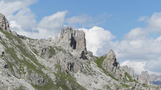 Dolomiten - Rosengarten