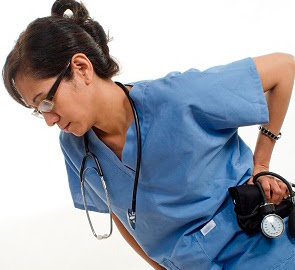 Healthcare Workers & Back Injuries - El Paso Chiropractor