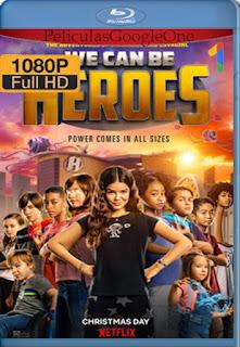 Superheroicos (We Can Be Heroes) (2020) [1080p Web-DL] [Latino-Inglés] [LaPipiotaHD]