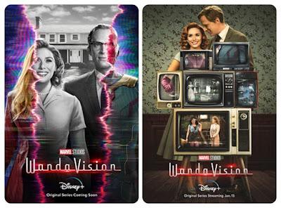 WandaVision One Sheets