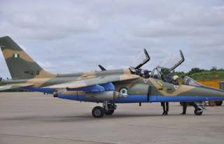 NAF kills ISWAP fighters, recovers four gun trucks