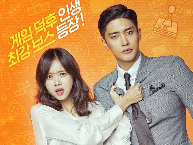 Download Drama Korea Level Up Batch Subtitle Indonesia