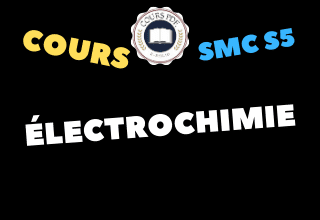 Électrochimie SMC5