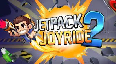 Jetpack Joyride 2 MOD APK Download For Android