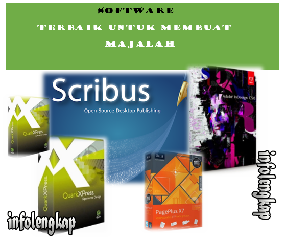 4 Aplikasi / Software Terbaik Pembuat Majalah