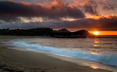 Monastery Beach, Carmel by Don Smith