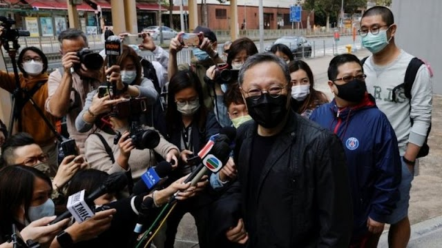 47 activists charge for 'subversion' of new security law in Hong Kong