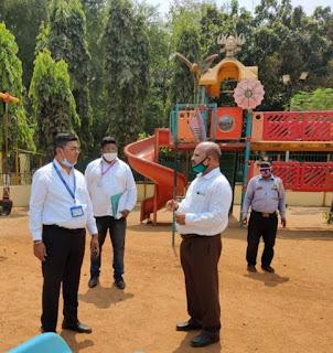 नगरसेवक मदन सिंह ने जेसल पार्क चौपाटी के सुंदरीकरण का उठाया बीड़ा  | #NayaSaberaNetwork