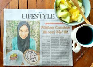 Little Organic Kitchen : Berbagi 'Bahagia' Di Sebuah Dapur Kecil