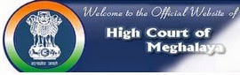 Officer & Stenographer Vacancies in Meghalaya High Court (Meghalaya High Court)