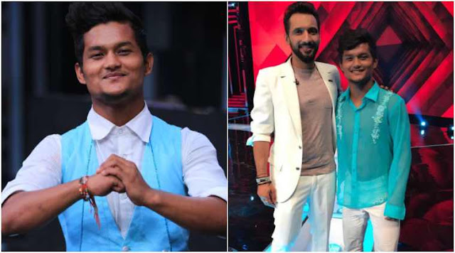 Dance Plus 3 winner trophy goes to Bir Radha Sherpa
