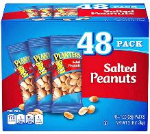 Planters Peanuts (Amazon)