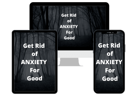 The best way to Get rid of ANXIETY for GOOD!